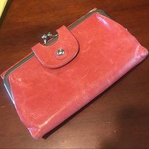 Pink HOBO Wallet